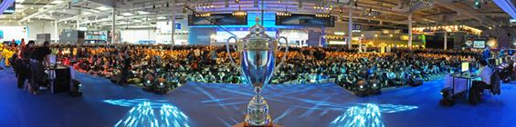 Intel Master World Championship League of Legends