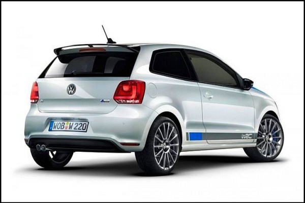 polo r - Volkswagen Polo R WRC Limited Edition  Vw-polo-wrc-limited-edition.2