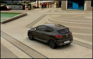 Photo  Renault Clio RS 2013 : Plus de détails et une idée de la tarification