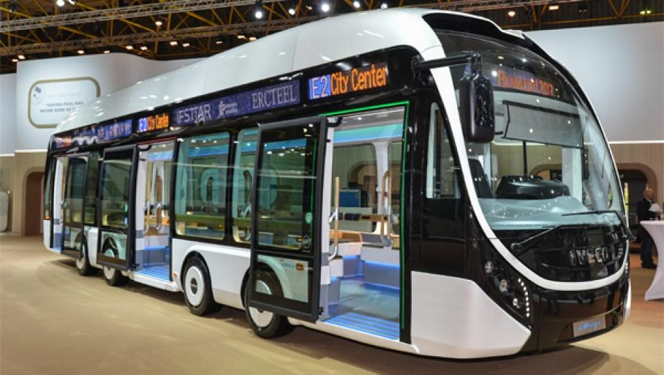Ivecobus ellisup l 39 autobus lectrique de nouvelle - Bus lyon nancy ...