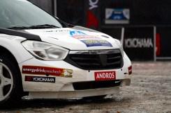 Dacia Trophée Andros 2016