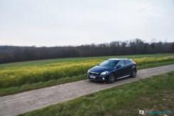 Essai Volvo V40 Cross Country
