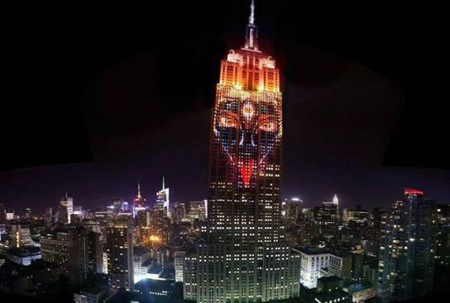 Why Goddess Kali On New York Empire State Building For