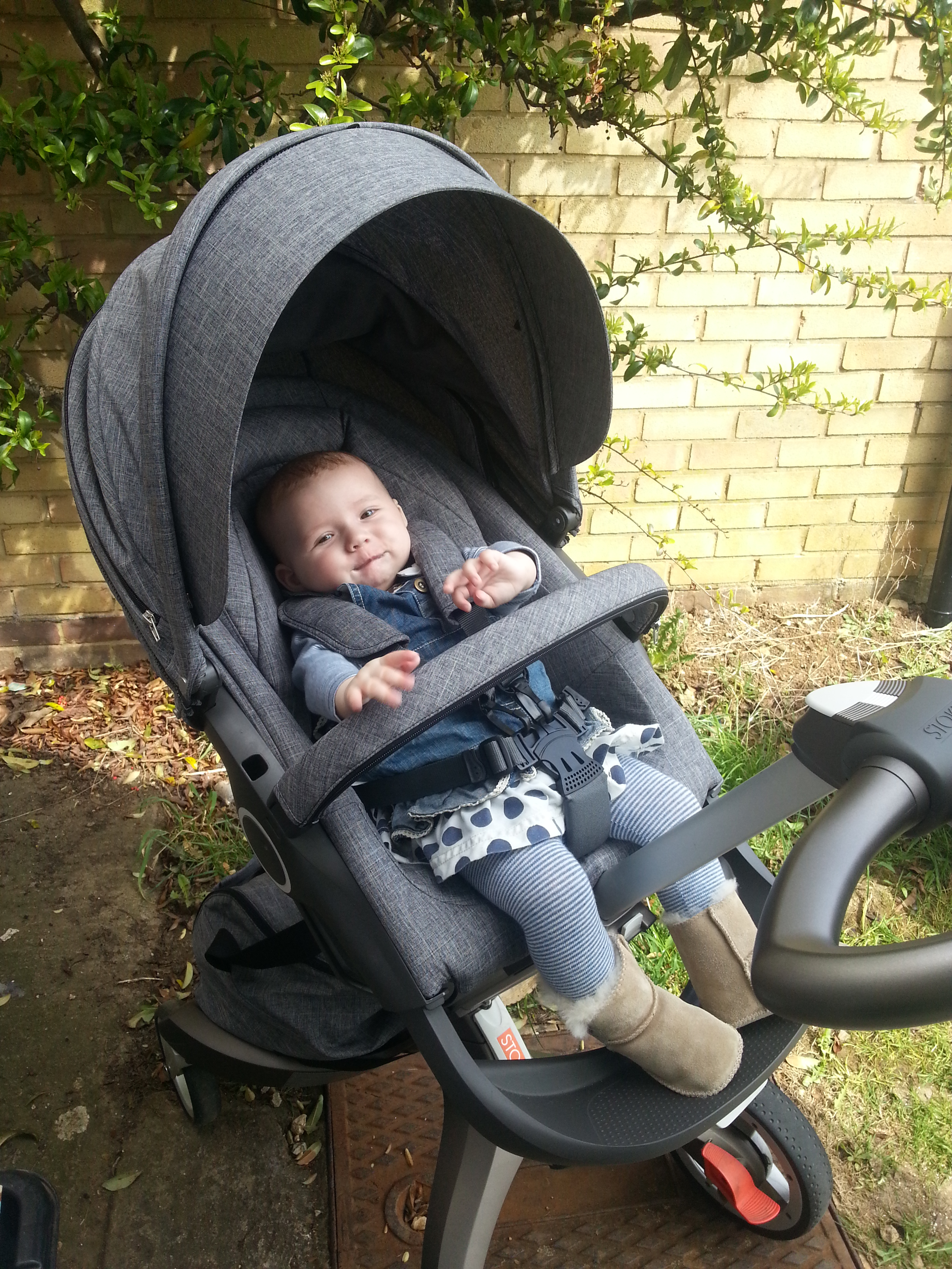 Stokke Stroller Age Range Stokke Xplory Pushchair Review Blog By Baby