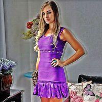 Meu escolhido - Bandage Dress