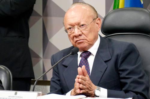 Senador João Alberto Souza (PMDB-MA). Foto: Roque de Sá/Agência Senado