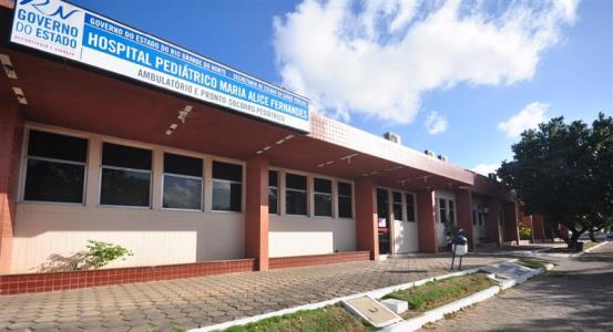 Hopspital Maria Alice Fernandes