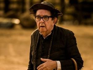 Ator Umberto Magnani interpretava o padre Romão na novela 'Velho Chico' (Foto: Globo / Caiuá Franco)