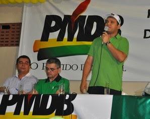 Prefeito Hélio, pré-candidato a reeleição
