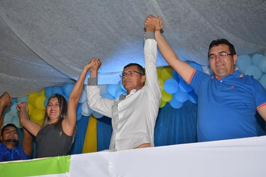 REnato de Doquinha e Azenate disputarão prefeitura pela oposição