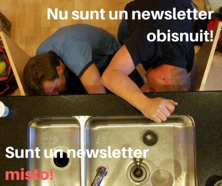 newsletter blogdeinstalatii