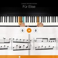 Flowkey-Screenshot-Song-Player-per-elisa-beethoven