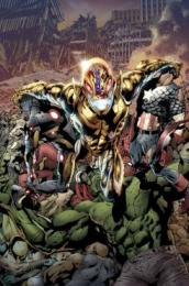 Age of Ultron Portada