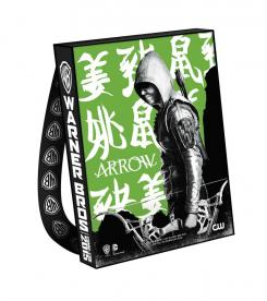 Bolsa de Arrow para la SDCC15 por cortesía de WB TV