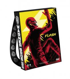 Bolsa de The Flash para la SDCC15 por cortesía de WB TV
