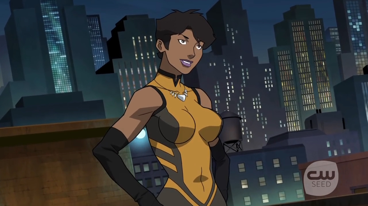 Live-Action Version Of Vixen Is Coming To Arrow This Season