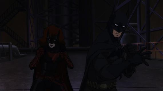 Imagen de Batman: Bad Blood (2016)