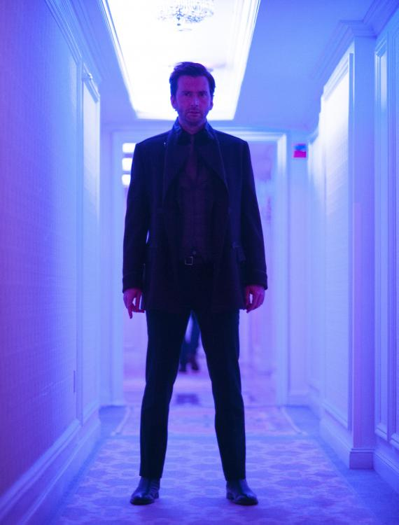 David Tennant como Kilgrave alias
