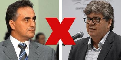 Luciano Cartaxo (PSD) e João Azevedo (PSB).