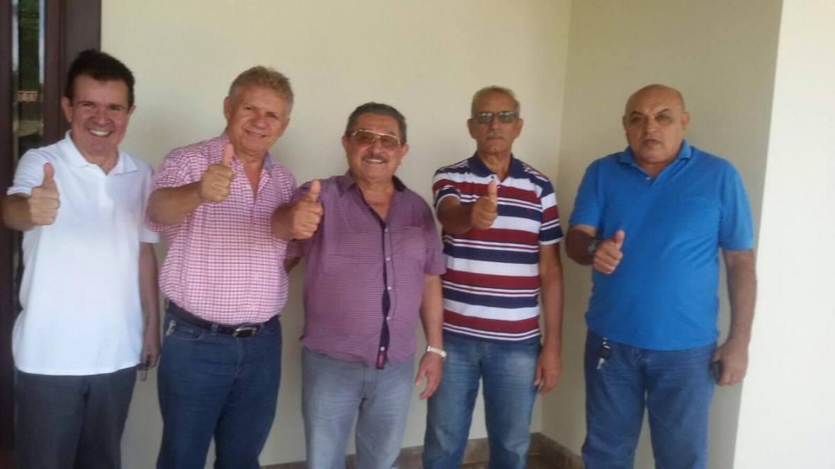 Após ameaçar deixa partido, Maranhão homologa pré-candidatura do irmão de Jota Júnior a prefeito de Bayeux