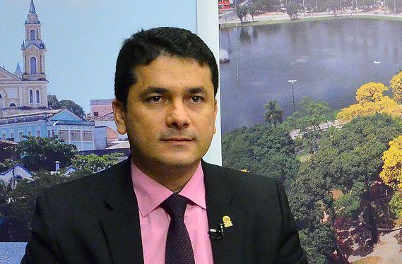 vereador Bosquinho (DEM)