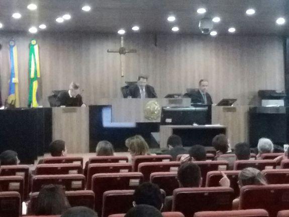 Desembargador pede pauta para julgamento de Aije que pede cassação de RC