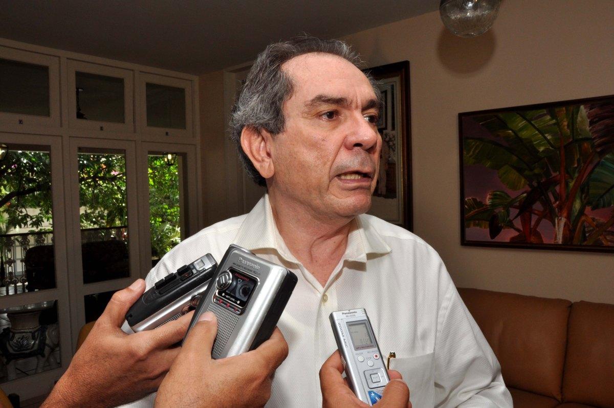 Raimundo Lira diz que PEC 241 é polêmica e envolve muitos interesses divergentes