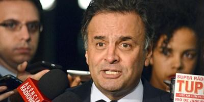 Senador Aécio Neves (MG)