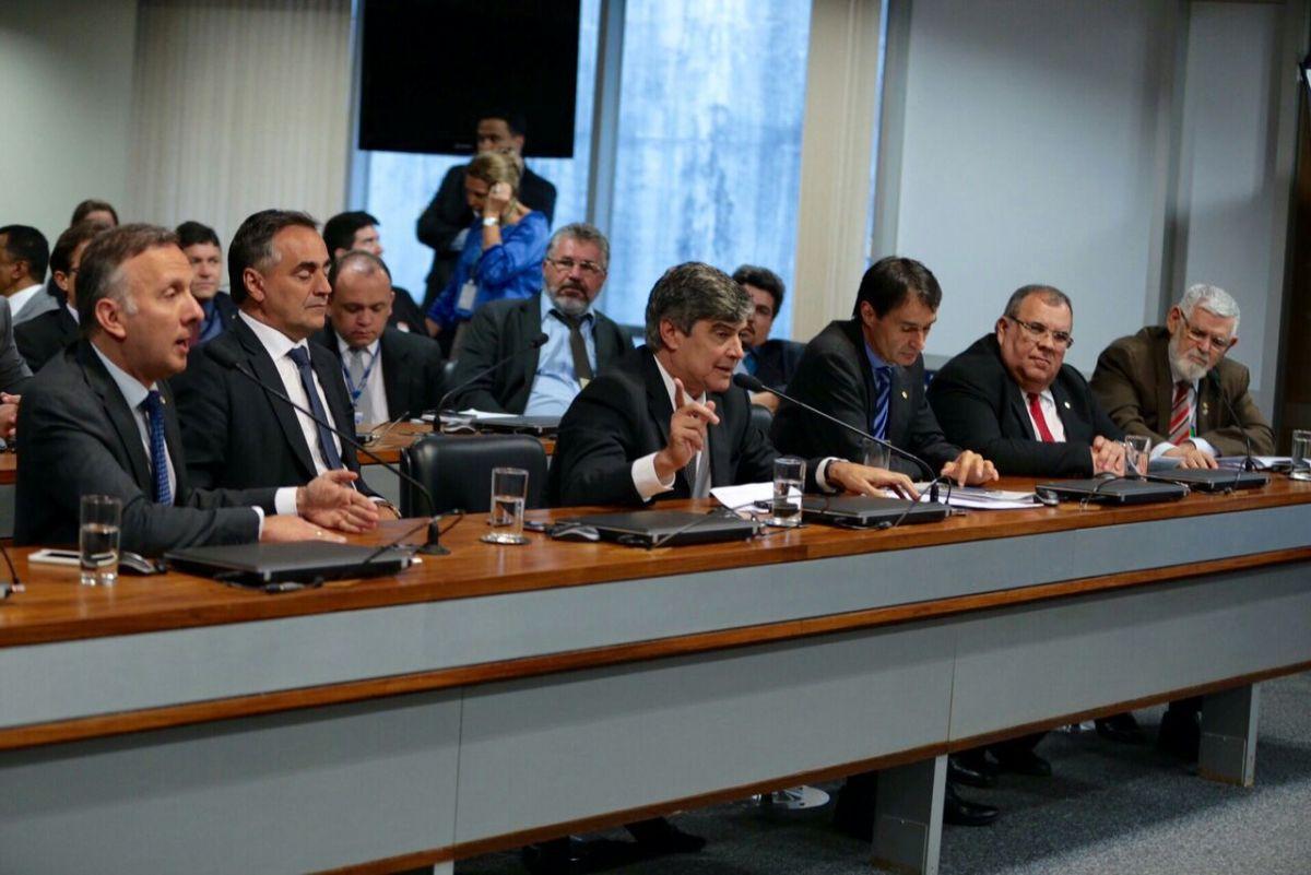 Em reunião com bancada federal, Cartaxo garante R$160 milhões do Orçamento da União