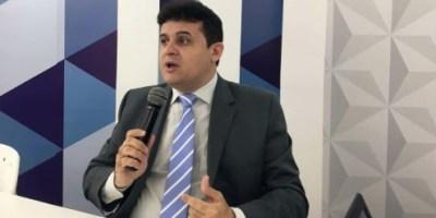 Governador publica no Diário Oficial ato de exoneração de Célio Alves