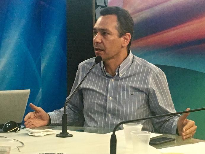 Devido a reunião com equipe de transição, Panta cancela entrevista coletiva