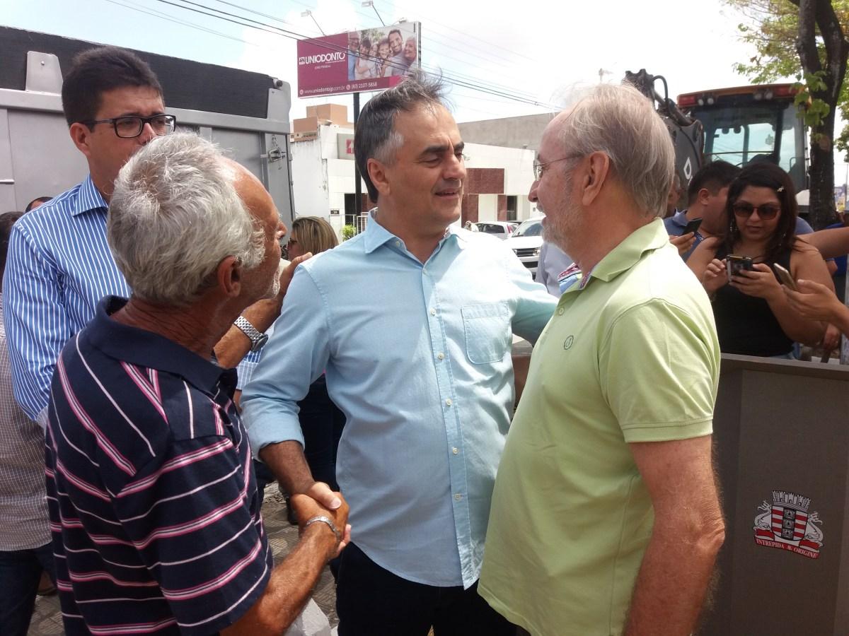 Luciano Cartaxo aproveita feriado para interiorizar nome no sertão da Paraíba