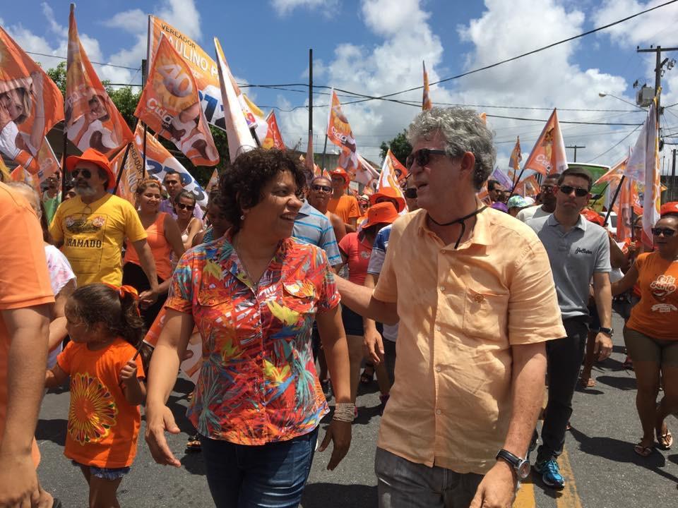 Bastidores: Ricardo Coutinho pede permanência de Estela no comando da CCJ