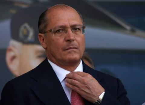 Mídia Nacional vê como estratégia política visita de Alckimin à Paraíba
