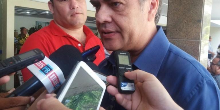 """Cássio sobre 2018: """"Em algum momento Luciano e Romero vão se entender"""""""