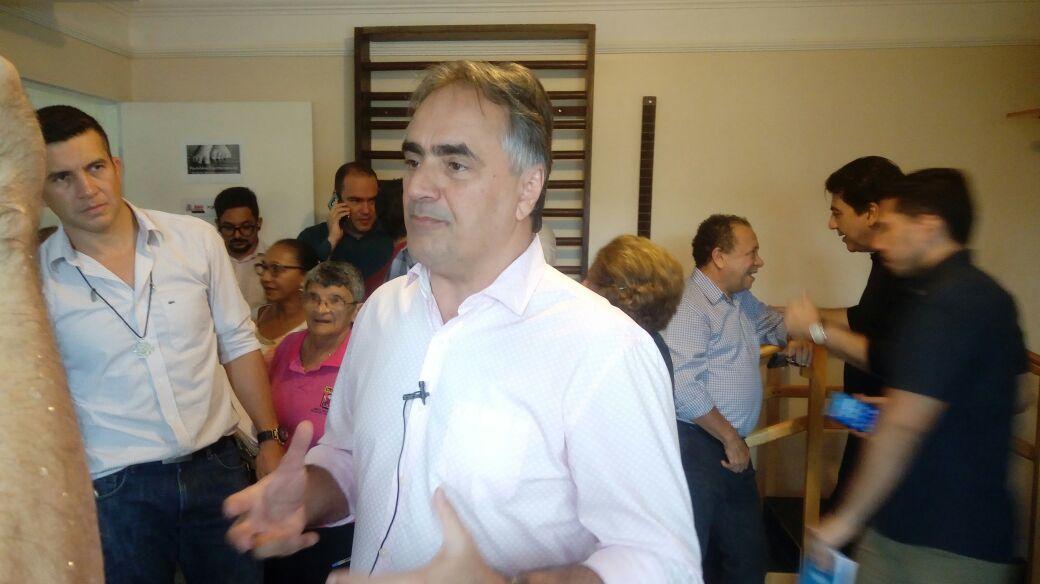 Cartaxo confirma participação no São João de CG e manda recado para Eliza
