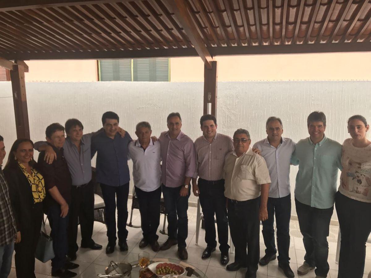 Luciano Cartaxo participa de atos em comemoração ao aniversário de Pombal