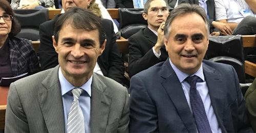 Cartaxo e Romero participam de evento na Câmara de Cabedelo nesta terça-feira
