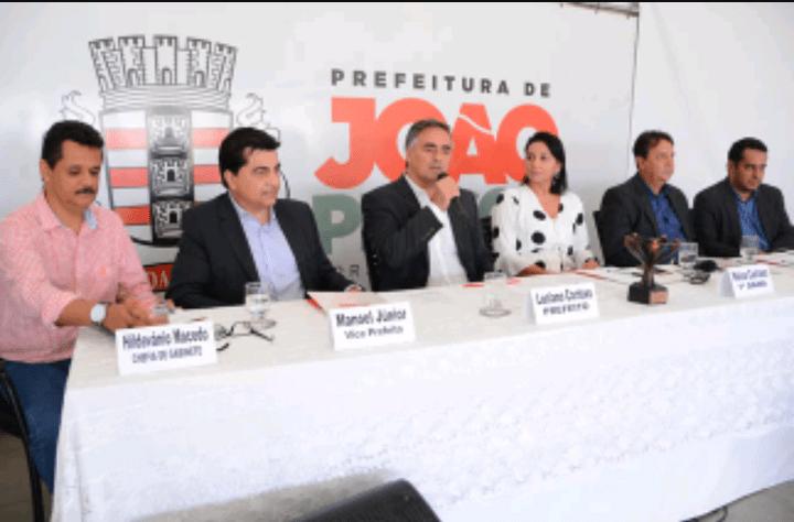 Prefeito reúne secretariado para anunciar plano de ações para o segundo semestre