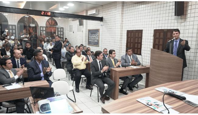 Em Cabedelo, Romero diz que população exige gestores cada vez mais profissionais