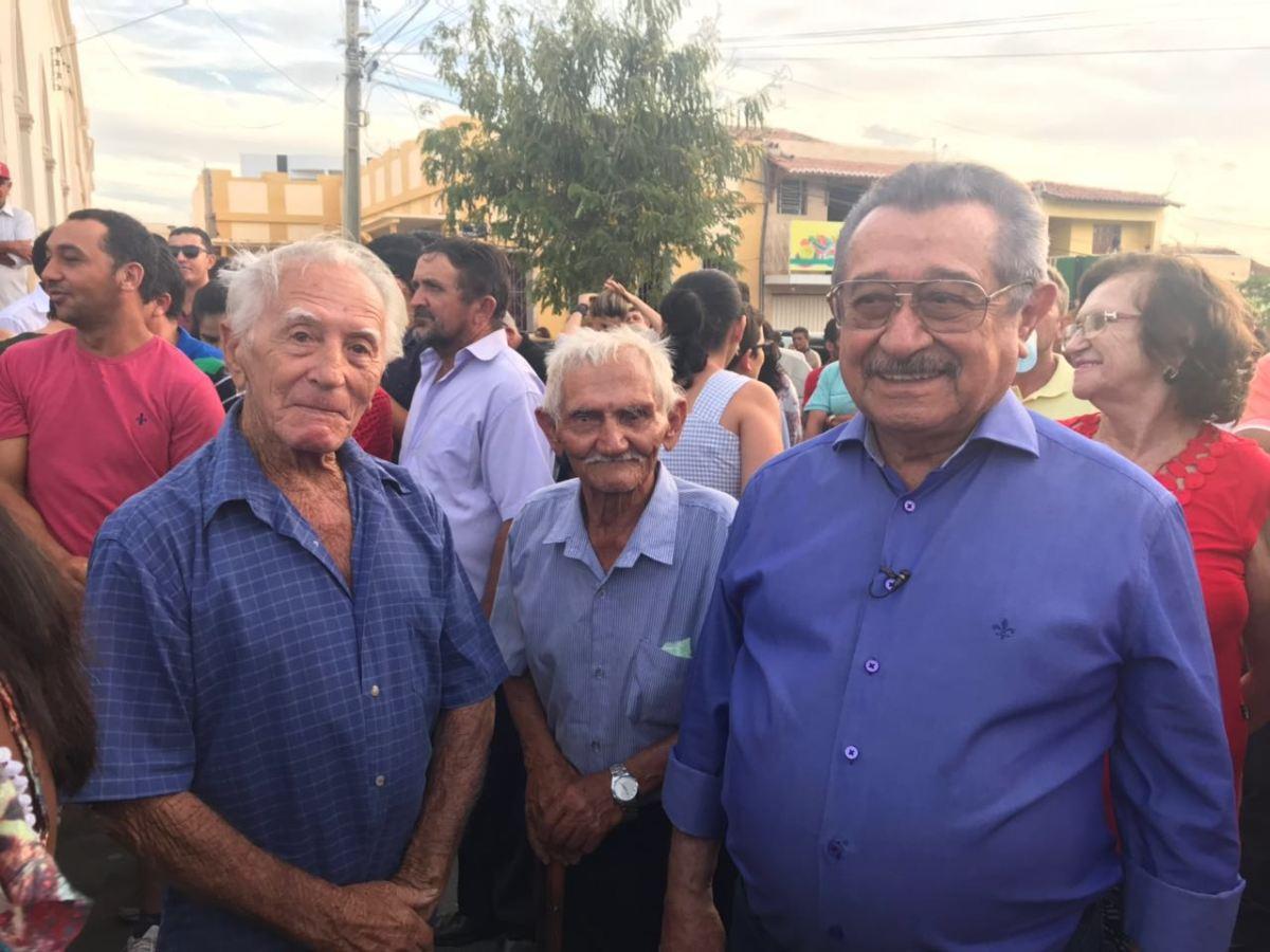 Maranhão retorna à Paraíba e intensifica agenda de visitas ao interior do estado