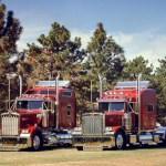 Caminhões americanos