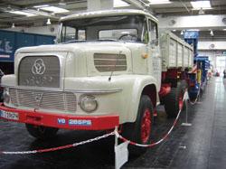 Veteranos foram atração em Hannover
