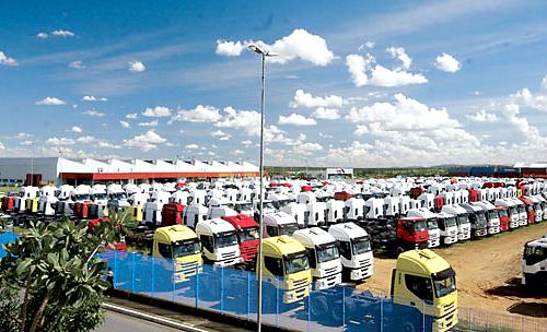 Banco do Brasil libera R$ 4,5 milhões para financiamento de caminhões