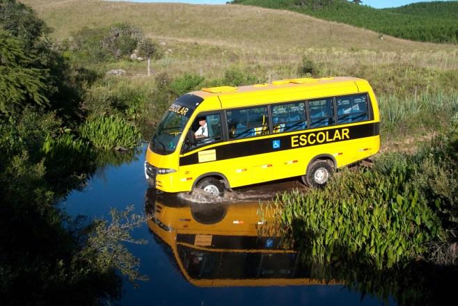 agrale escolarbus 4x4