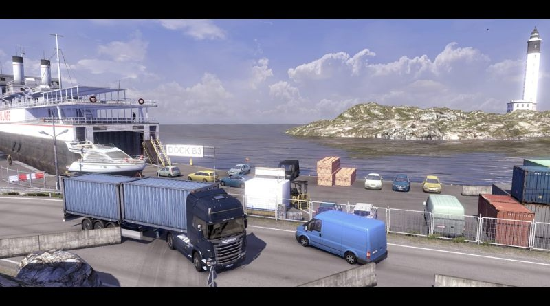 Scania Truck Driving Simulator - The Game (3)