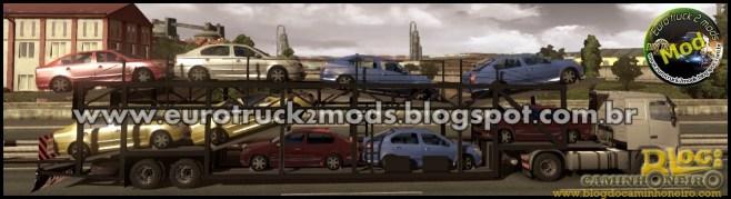 Euro Truck 2 Mods - Cegonha 0
