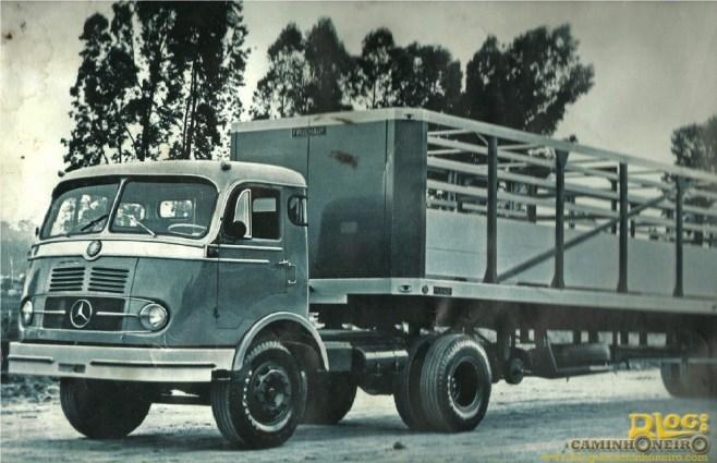 MErcedes-Benz LP 331