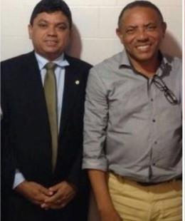 Rubens-Júnior-Márcio-Jerry-ex-prefeito-Luizinho-e-o-governador-Flávio-Dino-pelo-bem-de-São-Bento-e1461104092616