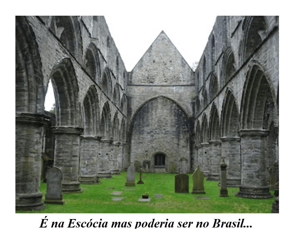 Catedrais vazias